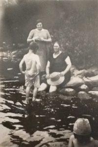 Ada Elizabeth Woolgar Hill, Family History