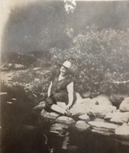 Ada Elizabeth Woolgar, Ontario, Canada, Family History