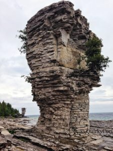 Flowerpot Island, Sea Stacks, Rocks