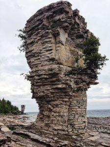 Flowerpot Island, Sea Stacks, Rocks