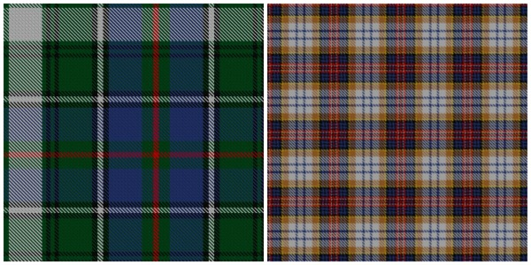 MacInnes Tartans, Scottish